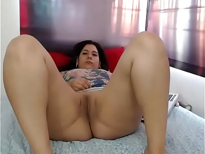 Latina slut big ass live show