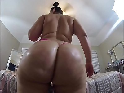 55 Inches of Passion,  look at that ass, enjoy .