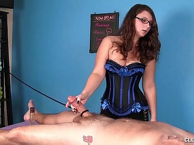 Shaft Massage Punishment