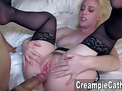 Huge Creampie Compilation 02