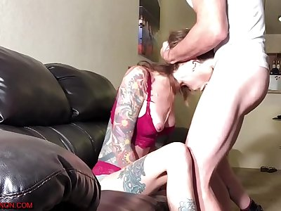 Rocky Emerson Rough Slapping Choking Booty Eating Throat Fuck Cum In Eyes
