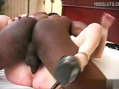 Hot model riding creampie